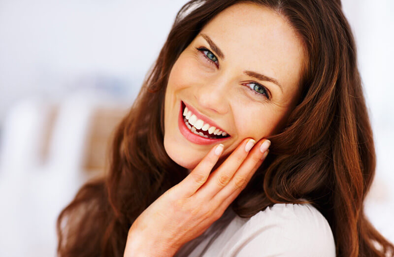 The effect of dental procedures on facial beauty